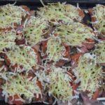 Горячее: «Мясо по-французски»