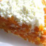 Салат: «Апельсиновая долька»