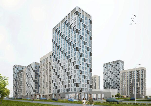 Город на реке Тушино 2018 года