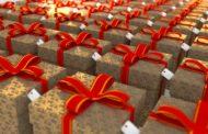 Интересные идеи подарков на Новый год 2018