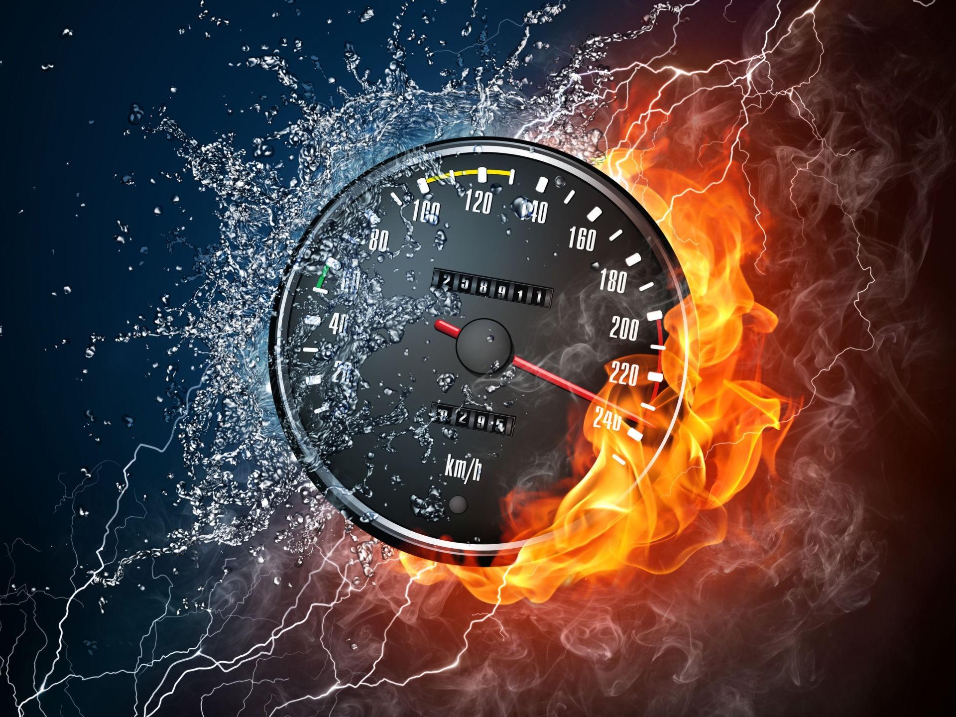 Изменение скоростного режима на дорогах в 2018 году в России