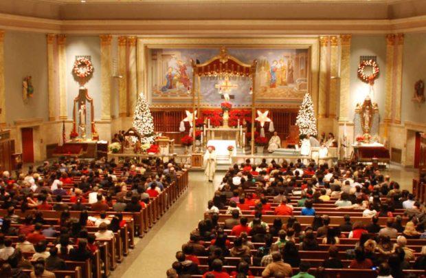 Католическое Рождество в 2018 году