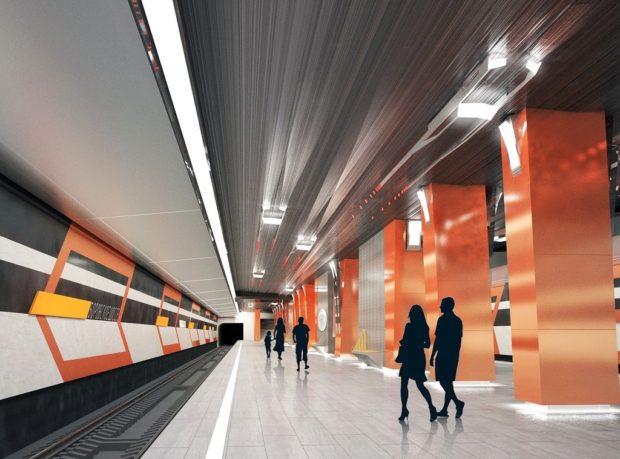 Калининско‑Солнцевская линия метро 2018