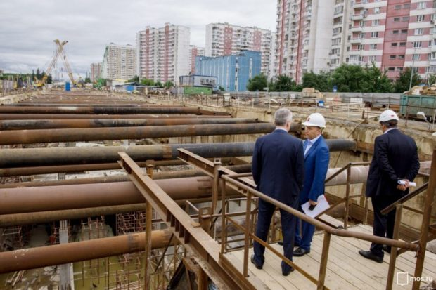 Смотри! Калининско‑Солнцевская линия метро в 2018 году: обзор, новости