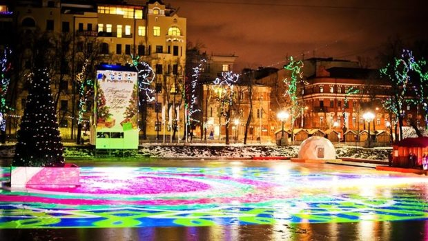 катки Москвы 2017-2018