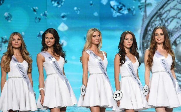 Внешние данные Мисс Россия 2018