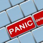Большая красная кнопка Panic Button