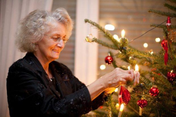 Подарок для бабушки на Новый год 2018