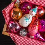Ёлочные игрушки на Новый год 2018