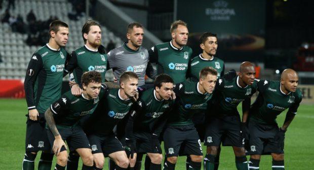 ФК Краснодар 2017-2018
