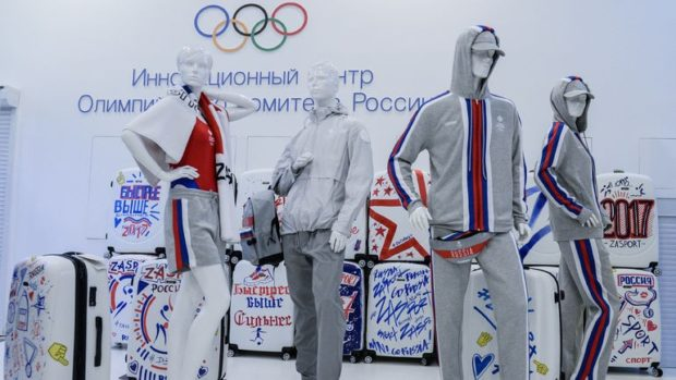 новая форма олимпийских спортсменов