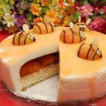 Новогодний торт «Неправильный мёд»