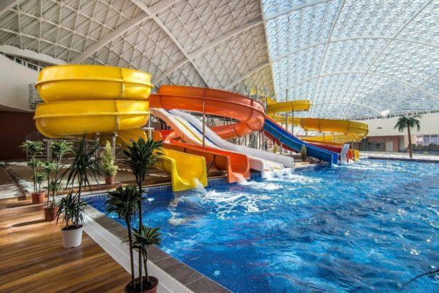 аквапарк в Сочи в 2018 году