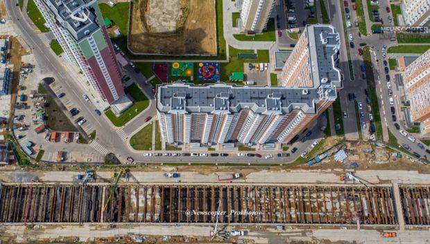 Открытие метро Некрасовка в 2018 году