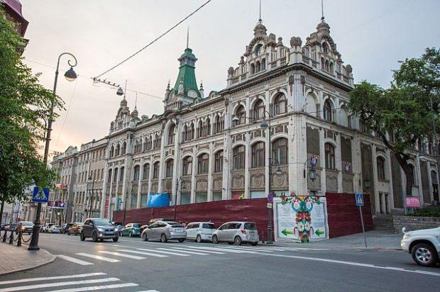 центр «Эрмитаж – Владивосток» 2018