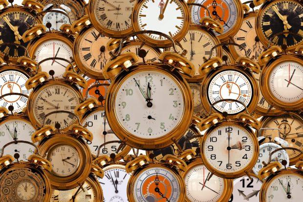 Перевод часов в 2018 году