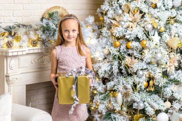 Подарки для девочки на Новый год 2018