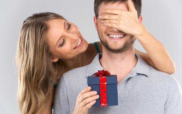 Подарки мужчине на Новый год 2018