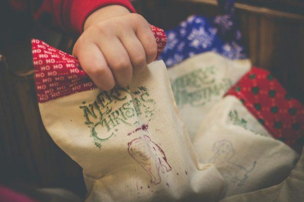 Подарки ребенку на Новый год 2018