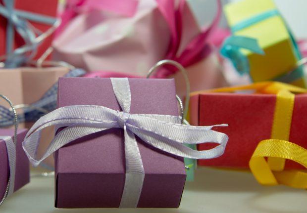 Подарки семье на Новый год 2018