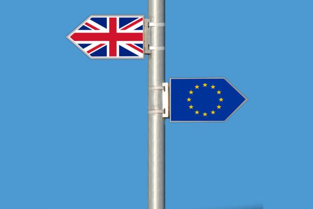 выход Великобритании из ЕС в 2018 году