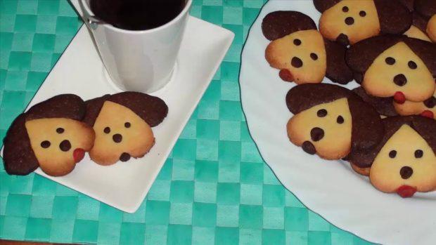 Печенье «Любимые пёсики»