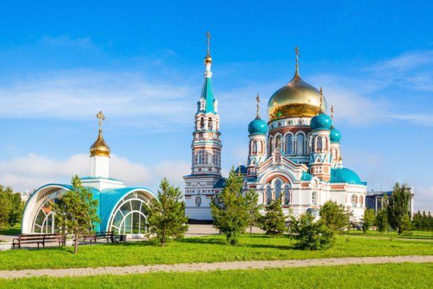 Омск 2018