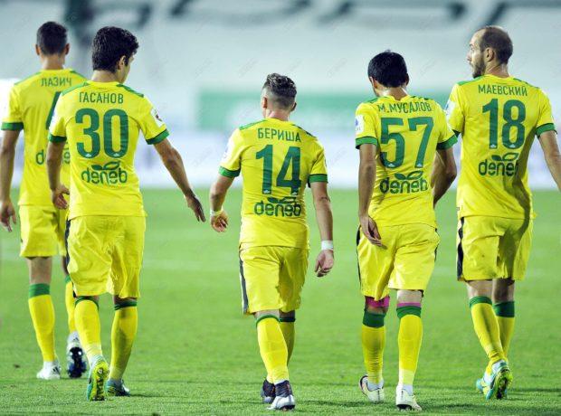 новый состав ФК Анжи