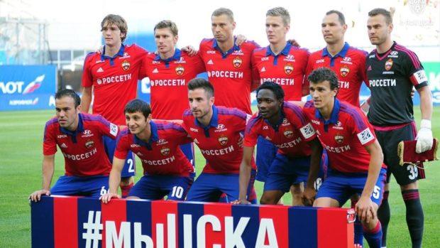 ФК ЦСКА состав игроков