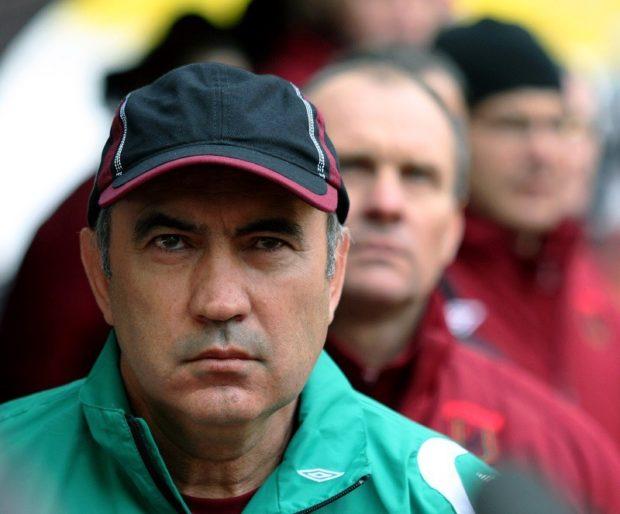 тренер ФК Рубин