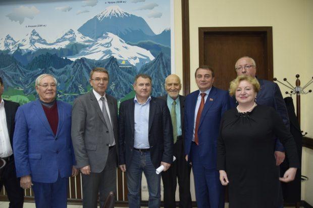 Разработчики башни «Дружба народов» 2018 в