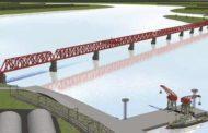 Строительство моста через Амур в 2018 году