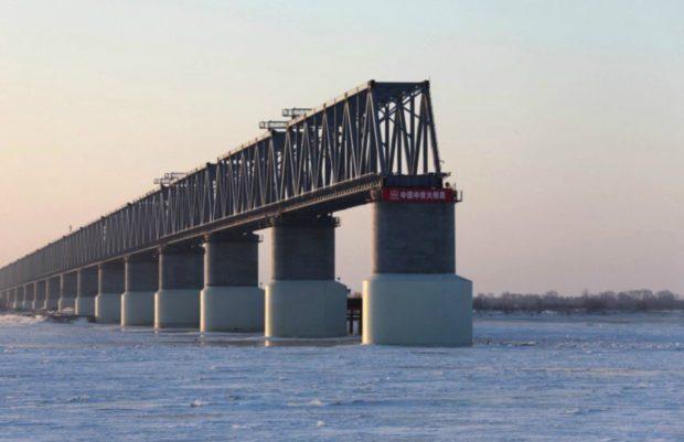 Моста через Амур 2018
