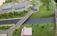 Строительство платного моста через Упу в 2018 году