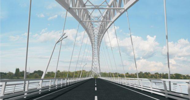 Мост через Упу в Туле 2018