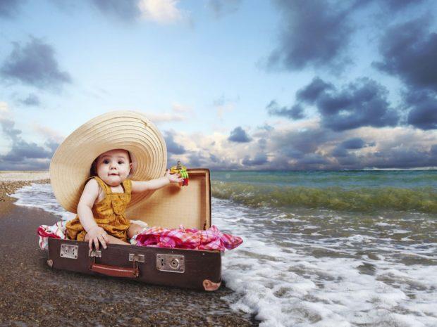 Путешествие дети