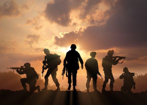 Военные пенсии в 2018 году