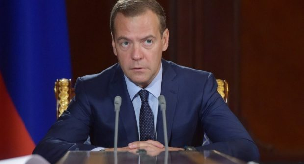 Д. A. Медведев