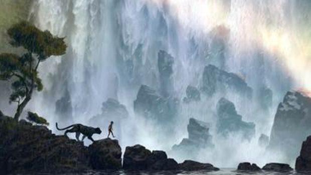 Фильм Книга джунглей: Начало (2018 г.)