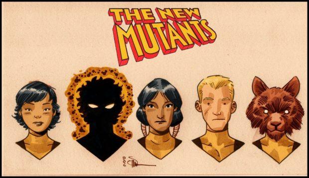 Фильм Люди Икс: Новые мутанты (2018 г.)