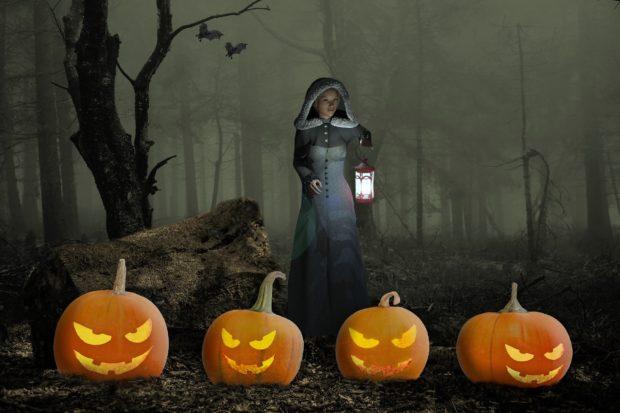 Хэллоуин в 2018 году