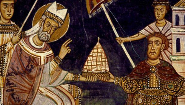 Святой Сильвестр