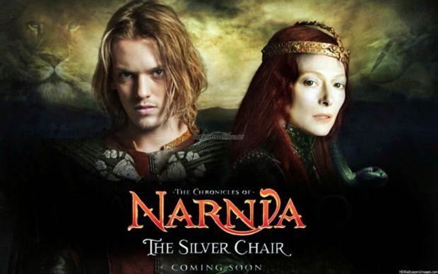 Хроники Нарнии: Серебряное кресло