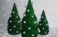 Как сделать елку своими руками на Новый год 2018
