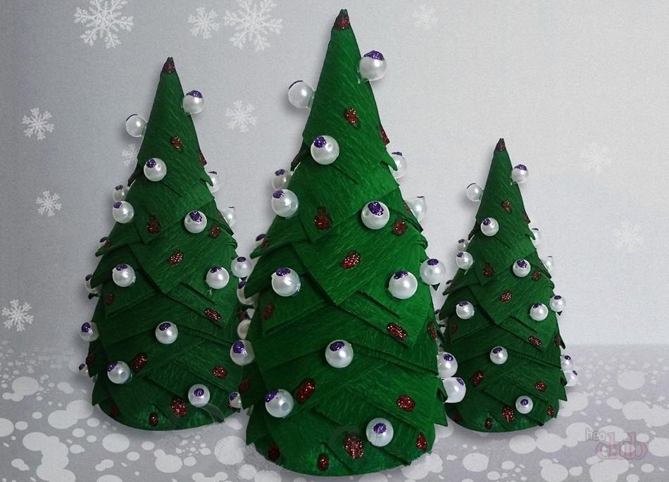 Картинки новогодние елки своими руками, букеты анимация