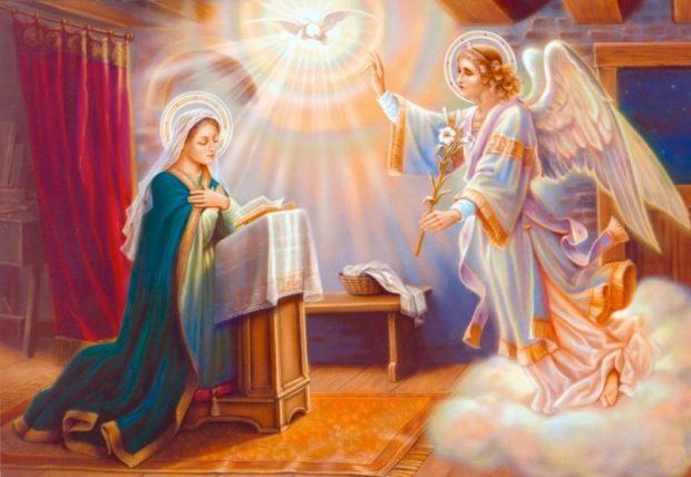 Благовещение Пресвятой Богородицы 2018