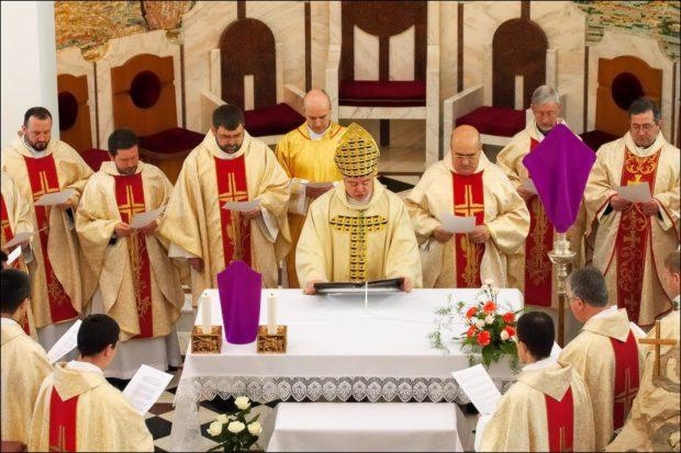 католическая Пасха в 2018 году