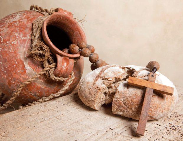 Ореховый спас хлеб