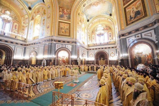 Православная Пасха в 2018 году