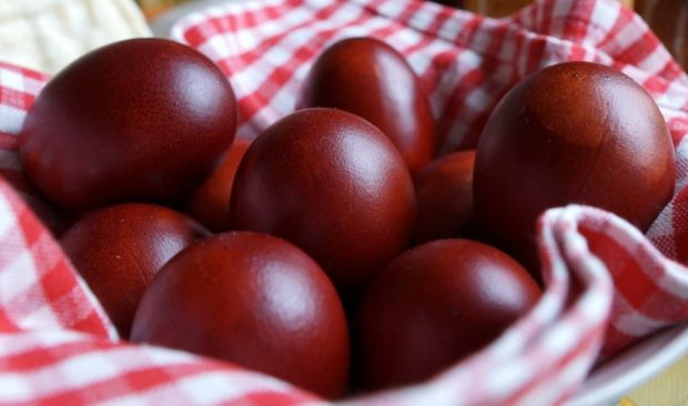 Сабантуй яйца